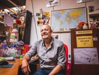 """Richie (52) is woonbuddy: """"Soms ben je deeltijds psycholoog, maar je geeft mensen de basis mee"""""""