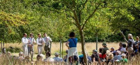 Openluchtfestival Klaterklanken dit jaar voor het eerst bij kasteel Rosendael
