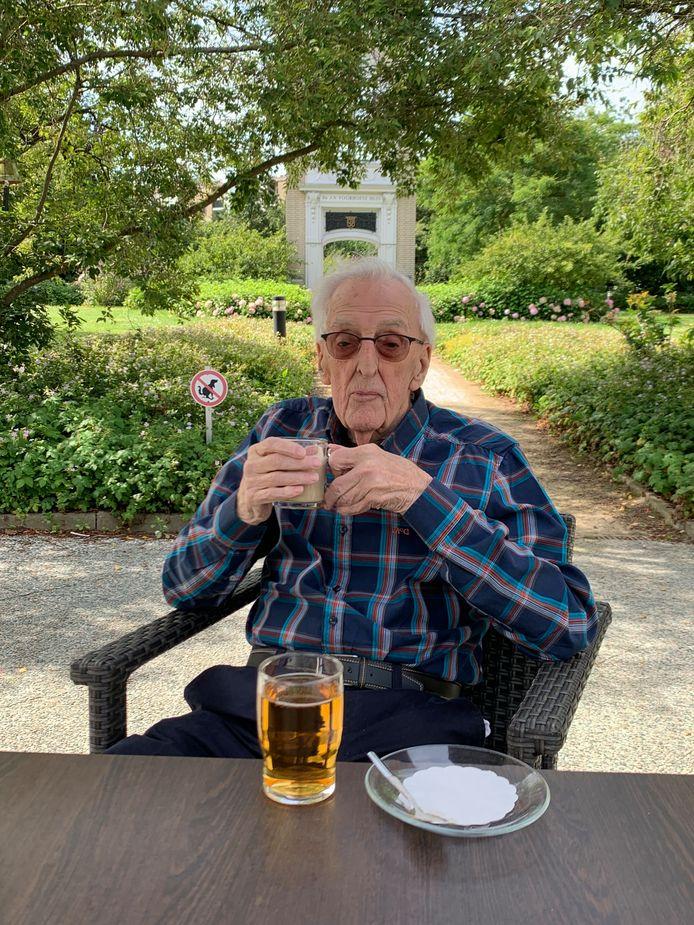 Cok van Wiggen verbleef de laatste jaren van zijn leven in woonzorgcentrum Voorhoeve.