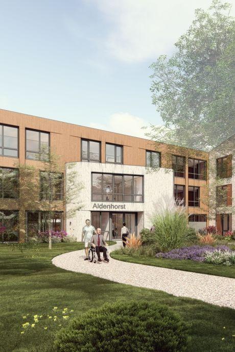Loop volgend jaar gaat Pantein nieuw zorgcentrum voor Mill bouwen: 'Je kunt niet zeggen dat er helemaal geen overlast zal zijn'
