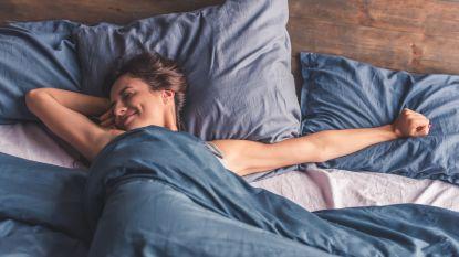 Hebben we echt minder slaap nodig naarmate we ouder worden?