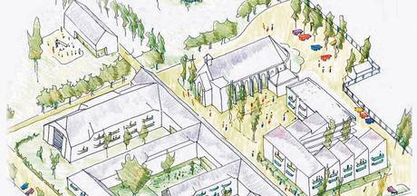 Wonen en zorg in toekomstig Park Vossenberg in Kaatsheuvel, bouw begint nog dit jaar
