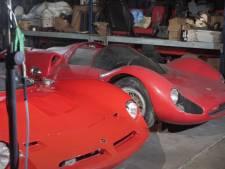 Deze 300 klassieke sportwagens stonden 30 jaar in geheime loods