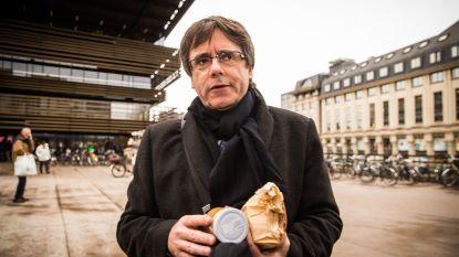 Jawel, Puigdemont is nog in het land (en hij bezoekt Gent)