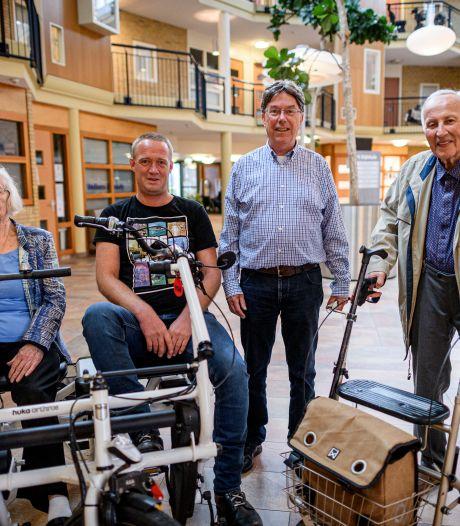 Gerard kan eindelijk weer aan de slag als vrijwilliger in Borne: 'Dit voelt haast bevrijdend'
