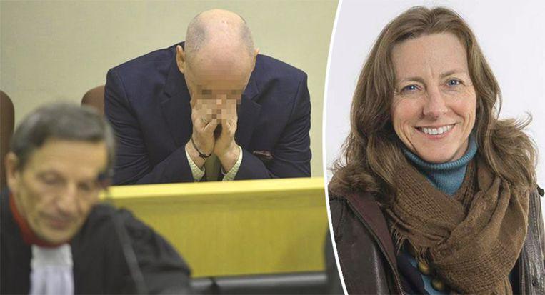 De vijfde procesdag van seriedoder Renaud Hardy staat in het teken van de moord op Linda Doms (52).