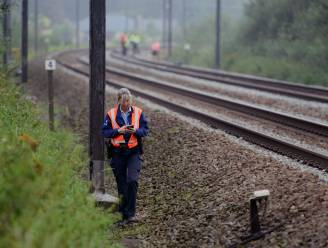 Spoorwegovergang Danone zaterdag lange tijd gesloten