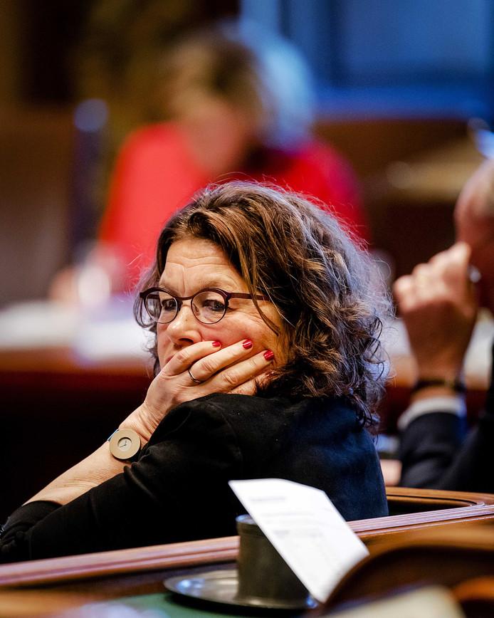 Senator Jopie Nooren (PvdA).