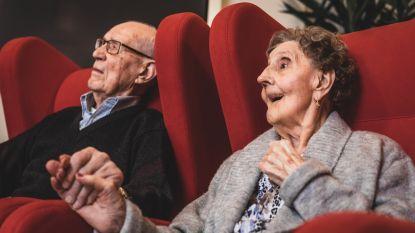 André is 100, Cecile 101 en ze kunnen geen moment zonder elkaar