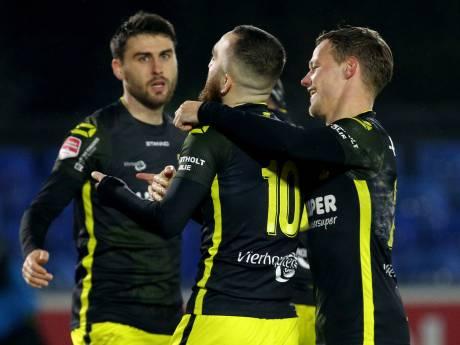 Dodelijk effectief GA Eagles zet beter voetballend Jong PSV te kijk