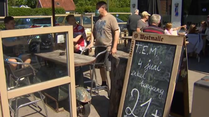 Café in Westmalle weert jongeren na coronabesmettingen in middelbare school vlakbij