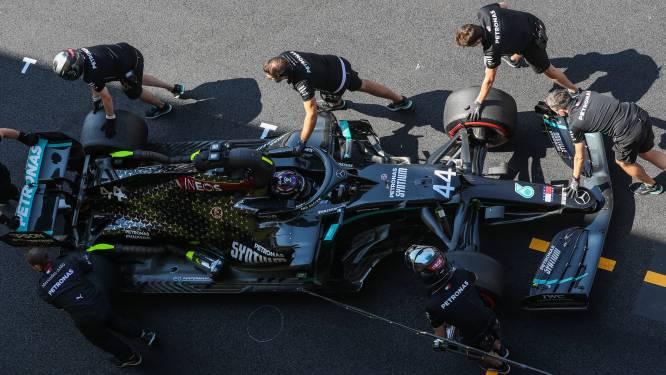 Teamlid F1-renstal Mercedes legt positieve coronatest af