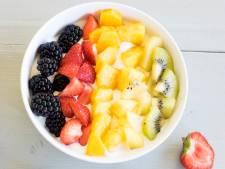 Wat Eten We Vandaag: Ontbijtbowl met vers fruit