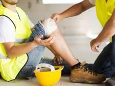 Meer ongelukken op de werkvloer, relatief veel jongeren