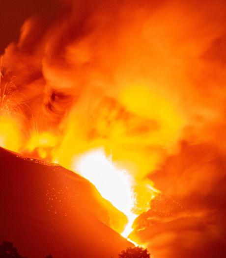 Nouvelles évacuations en raison d'une coulée de lave à La Palma victime de séismes jusqu'à 4,5