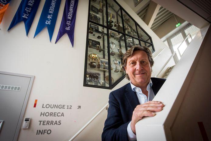 Harry van Hout, voorzitter Stichting Tophockey Oranje-Rood.