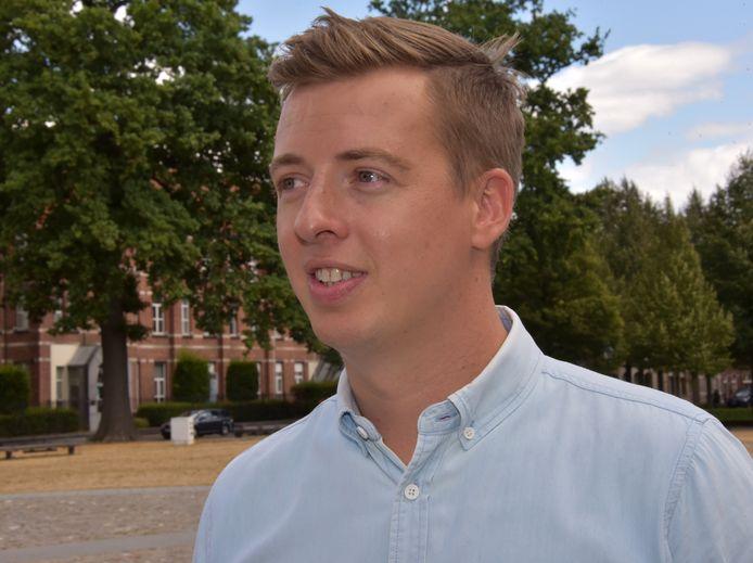 Vlaams parlementslid Hannes Anaf