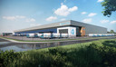 Het achtste Home Shopping Center van Albert Heijn op industrieterrein Borchwerf in Roosendaal/Oud Gastel.