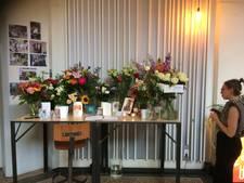 Bloemenzee voor Anne Faber