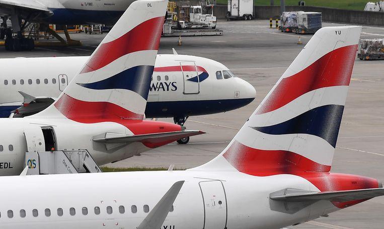 De jongen raakte zonder ticket aan boord van een vlucht van British Airways.