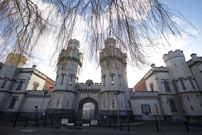 Prison de Saint-Gilles (Bruxelles), archive d'illustration