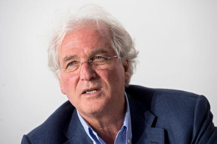 Didier Gosuin, ministre bruxellois de l'Emploi.
