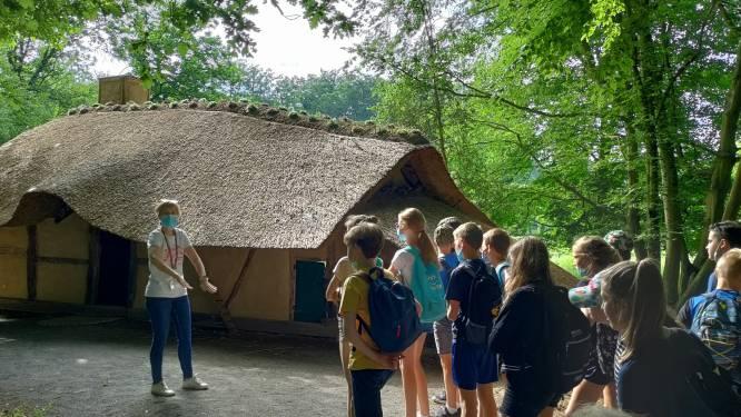 Stedelijke Basisschool Koersel laat leerlingen in Bokrijk kennismaken met erfgoed