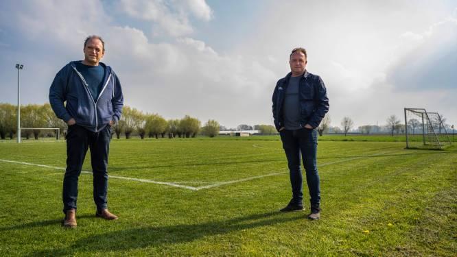 """Voetbalclub Rangers wil ook padel op site: """"Ideaal gelegen terrein, zonder geluidsoverlast"""""""