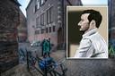 Het incident vond plaats in een van de steegjes vlak achter het Bethlehemkerkplein in Zwolle. Younes werd hier in coma geslagen door verdachte Levi el A.