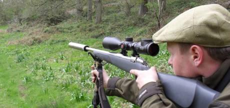 Jager uit De Lutte mag niet schieten met geluiddemper