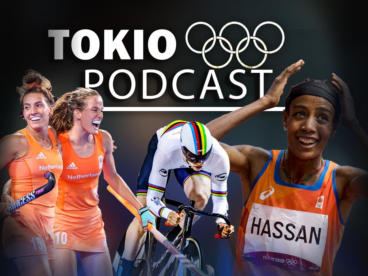 De olympische podcast!