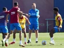Barça onder druk móet winnen van Granada