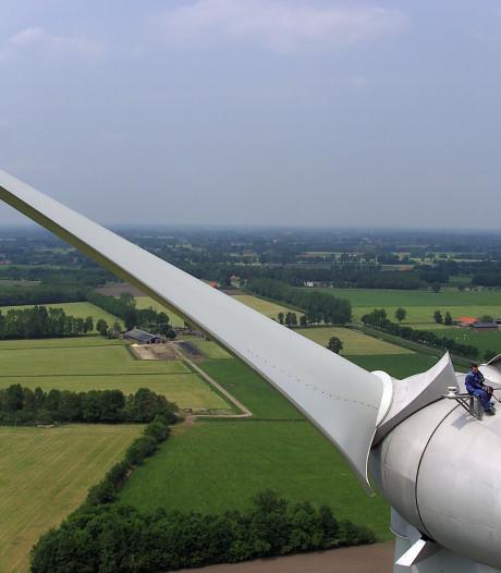 Op elf plaatsen in Oost Gelre is nog plek voor windmolens