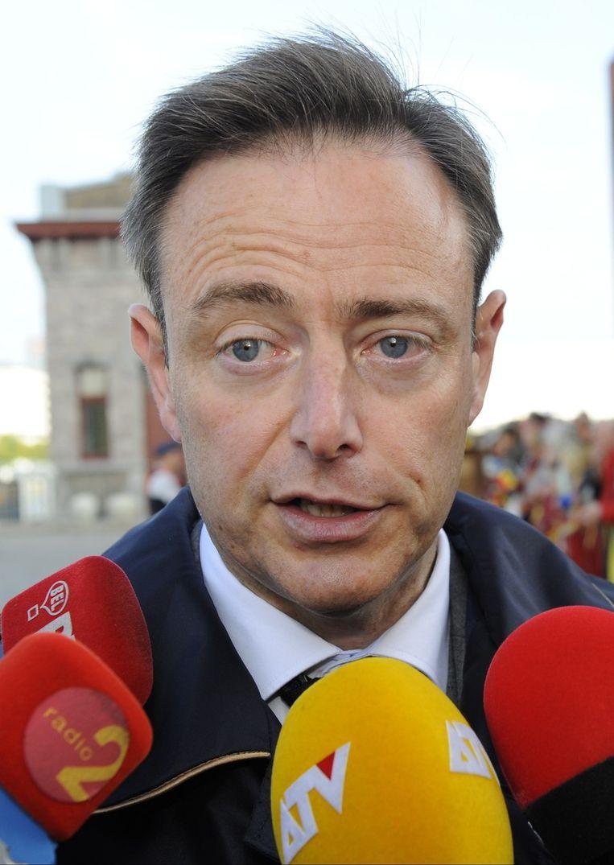 Bart De Wever. Beeld afp