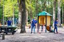 Nijmegen, 12-05-2021.  - Speeltuin de Leemkuil.  Foto: Bert Beelen   Dgfoto