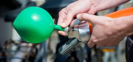 Bernheze en Oss pakken lachgasballonnetjes nog niet aan