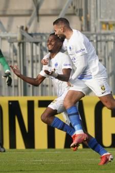 Vitesse met treffers Gboho en Doekhi effectief naar zege bij RKC