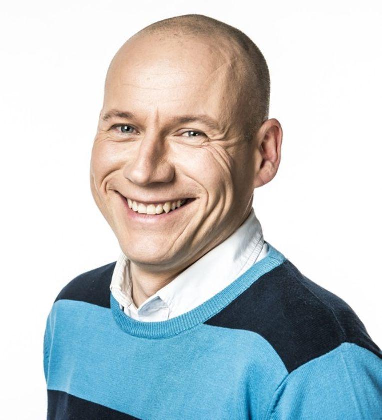 Sven Speybrouck. Beeld VRT - Joost Joossen