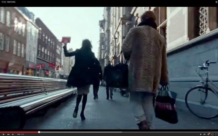 null Beeld Beeld uit het campagnefilmpje
