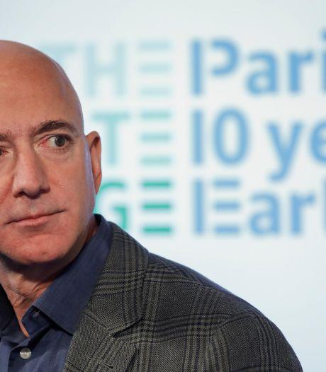 Jeff Bezos a déjà vendu pour 6,7 milliards de dollars d'actions Amazon