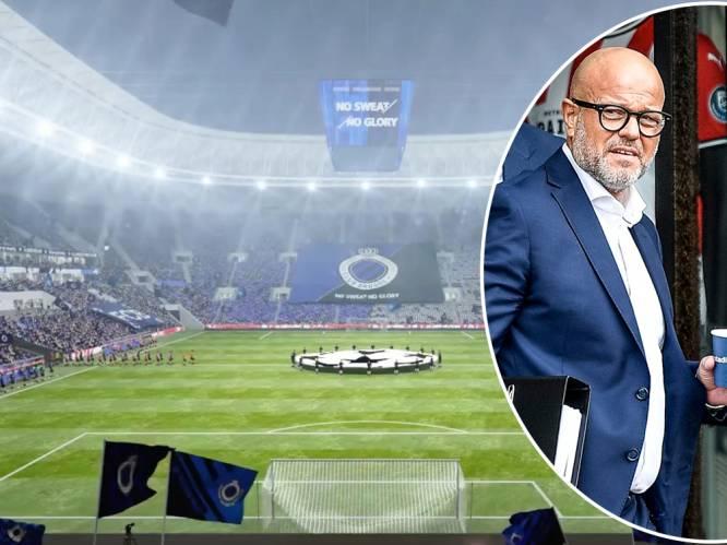 'Cruciale stap' gezet in Brugs stadiondossier, maar zal Club nu effectief in 2022 kunnen bouwen? En wat met Cercle?