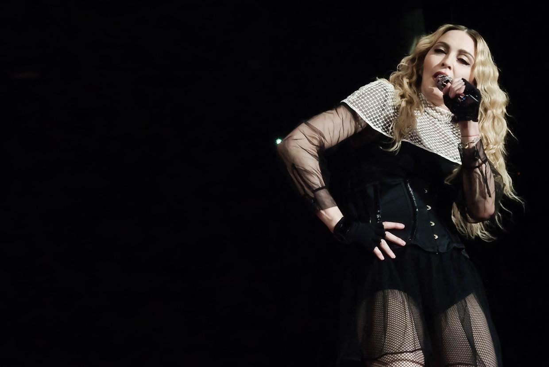 Madonna Beeld Mondadori Portfolio via Getty Im