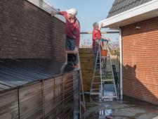 Brand Kapelle zet voorjaarsschoonmaak in gang