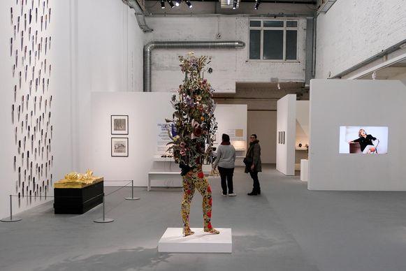 Op de tentoonstelling Private Choices is het werk uit 11 Brusselse kunstcollecties te bewonderen.