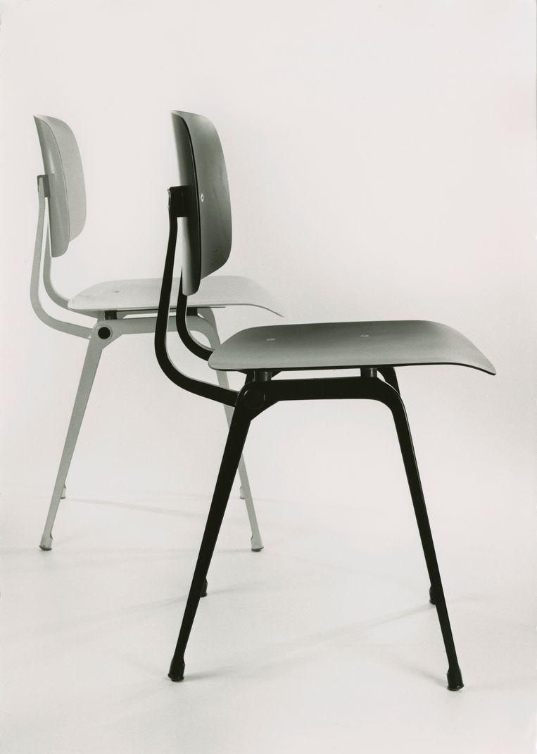 De Revolt-stoel. Beeld Jan Versnel