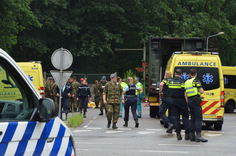 Bij een blikseminslag in een bos bij Ossendrecht raakten in juni 2019 veertien aspirant-militairen gewond, van wie één ernstig. Na reanimatie door de instructeurs werden alle slachtoffers bij de Koningin Wilhelminakazerne opgevangen.