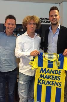 Nikki Baggerman tekent tweejarig contract bij RKC Waalwijk