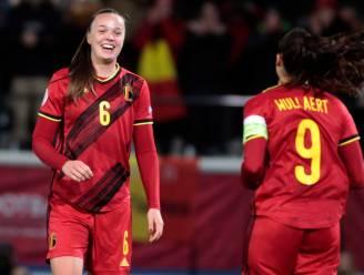 Tine De Caigny gaat met RSCA voor de dubbel en wil met Red Flames naar EK 2022