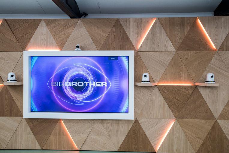 'Big Brother' is weer actief op sociale media.  Beeld ANP