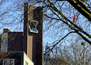 De gereformeerde Sionkerk in het centrum van Vlaardingen, waar SGP-lijsttrekker Kees van der Staaij opgroeide.